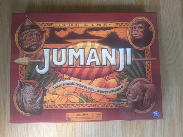 Gra planszowa Jumanji the game
