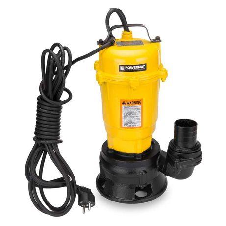 Pompa do Wody Szamba z Rozdrabniaczem 750W Mulczer Powermat