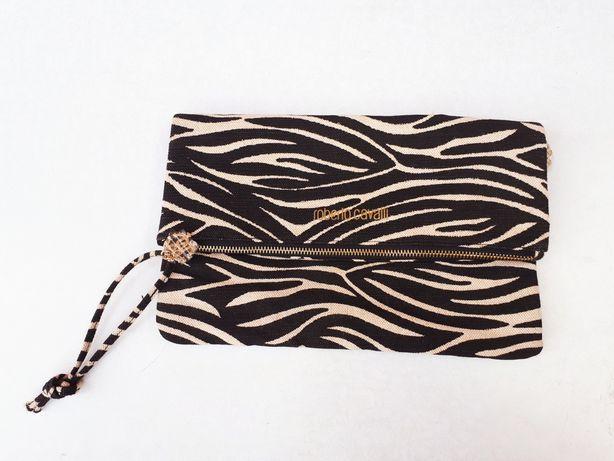 Клатч від Roberto Cavalli люкс бренд сумка