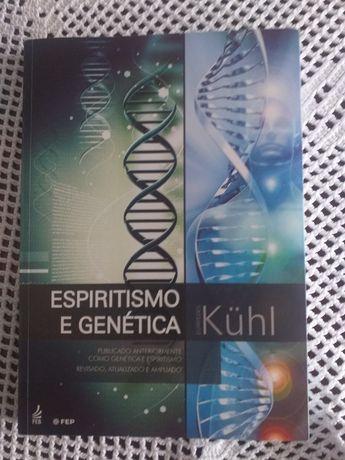 Espiritismo e genética (Euripedes Kuhl)