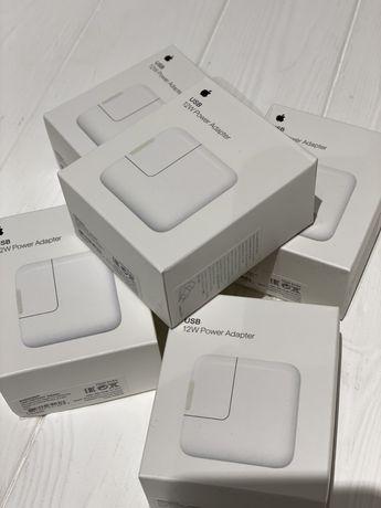 New Apple 12w usb Power Adapter Оригинал iPad