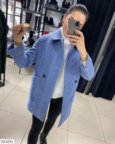 Продам пальто р. М- 44 турецкий кашемир (ёлочка) + подкладка