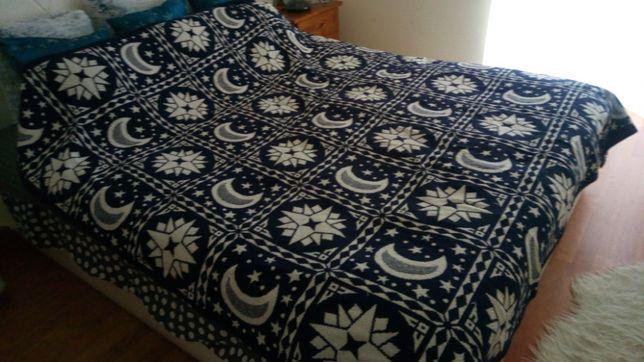 Manta / colcha cama casal