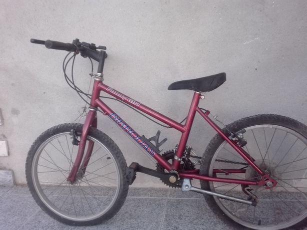 Bicicleta de criança roda 20