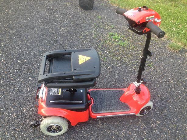Wózek inwalidzki pojazd elektryczny dla inwalidy niepełnosprawnych