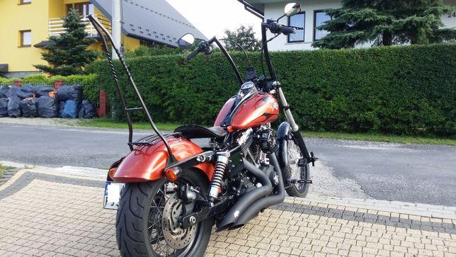 SISSY BAR. Oparcie, stelaż. Harley - Davidson. *INNE.