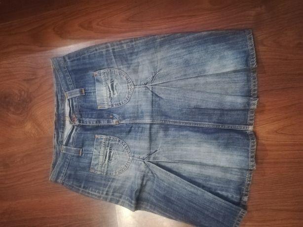 Vertus spódniczka - jeans