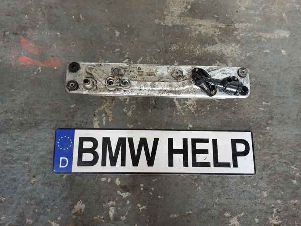 Теплообменник Радиатор АКПП БМВ Е70 Е71 Х5 Х6 Разборка BMW HELP