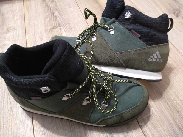 Adidas CW Snowpitch jak nowe buty  38