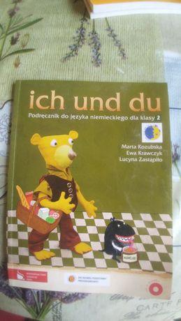 Ich und du-Podręcznik do języka niemieckiego dla klasy II