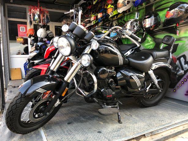 Motoleader ML 250 Travels чопер