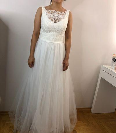 Sukienka ślubna nowa