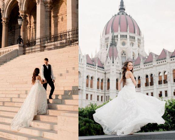 Весільна сукня Crystal Design. Свадебное платье.