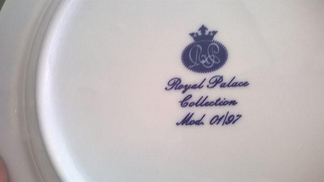 Serviço Baixela porcelana luxo