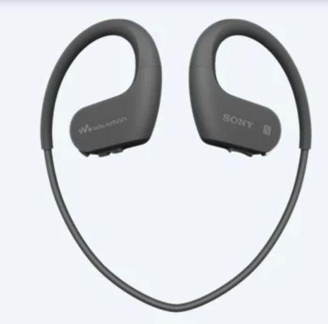 SONY Odtwarzacz MP3 NW-WS625, WALKMAN, czarny, 16GB