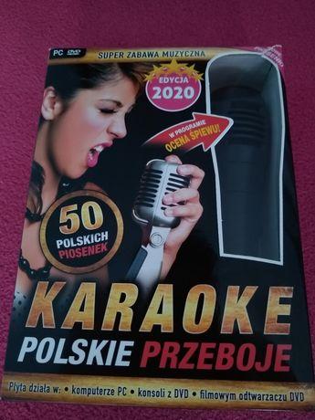 Karaoke dla dzieci z płytą CD