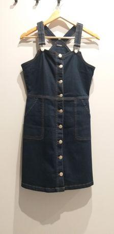 Sukienka z denimu firmy Orsay rozmiar 38
