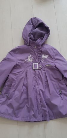 Куртка,плащ lene для девочки