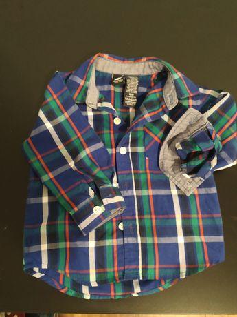 Koszula niemowlęca Nautica