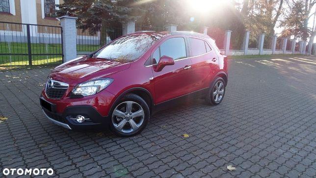 Opel Mokka Rezerwacja