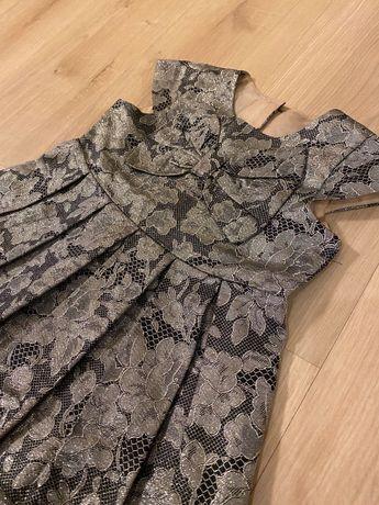 Нарядное платье на девочку 2-3 года, 98 рост