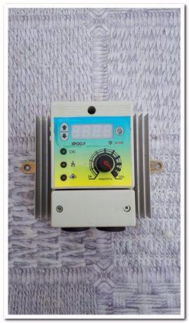 Автоматический блок управления КРОС 7 + датчик температуры