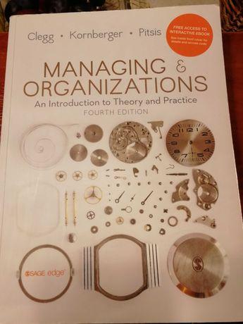Książka Managing&organization