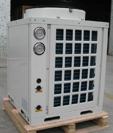 Тепловой насос для отопления 200-250 кв.м.