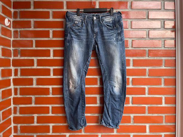 G-Star Raw оригинал женские джинсы бойфренды размер 28 Г стар Б У