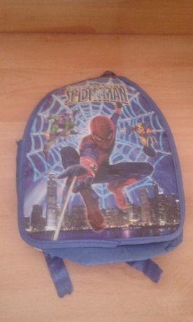 Plecak przedszkolny dla chłopca ze Spidermanem