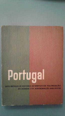Portugal-Oito séculos de História-Feira Internacional de Bruxelas 1958