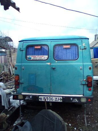 Продажа автомобиля УАЗ 452