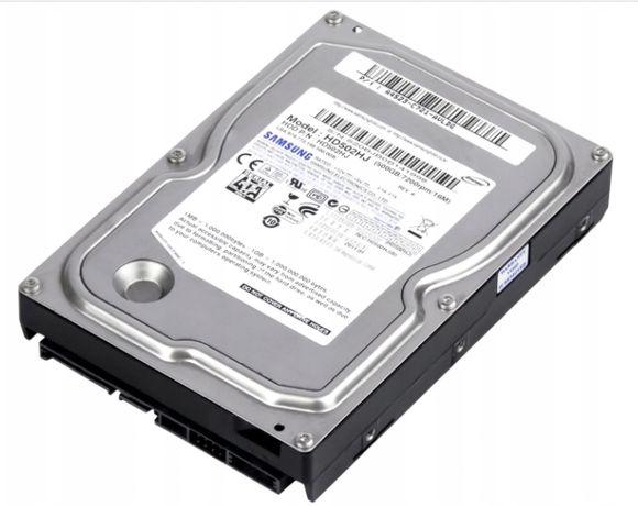 Dysk twardy Samsung 500GB 7.2k 16MB Sata II 3.5'' HD502HJ - HDD