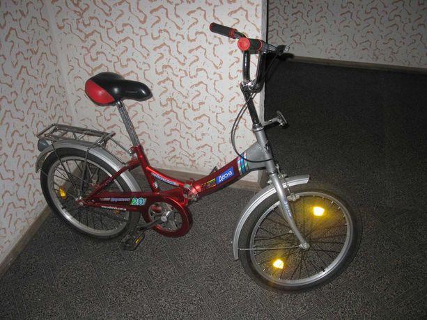 Велосипед складной Десна Дорожник 20