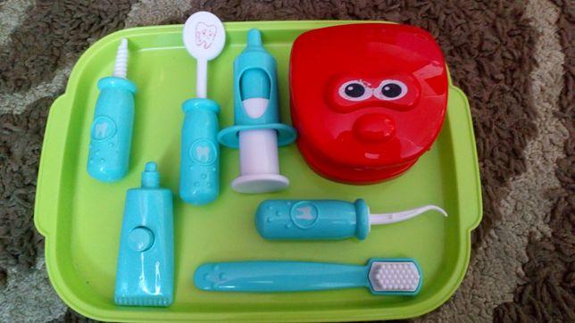 Zabawkowy Dentysta