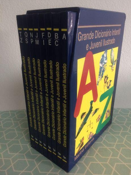Grande Dicionário Infantil e Juvenil Ilustrado