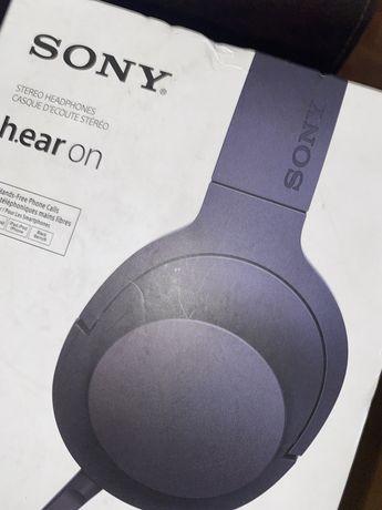 Sony MDR-100AAP High Res Black headphone