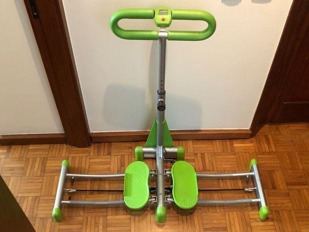 Máquina de fazer exercício - ginástica