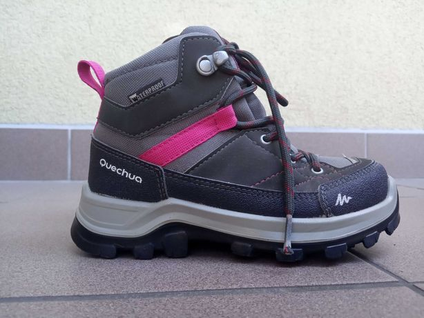 Quechua buty turystyczne/trekkingowe rozmiar 29