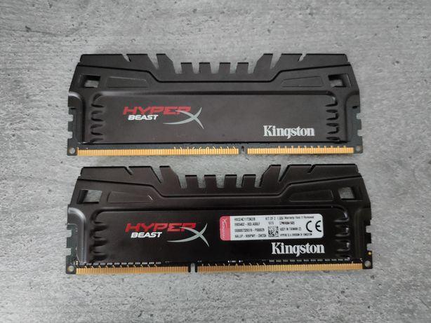 Pamięć ram HyperX Beast 2x4Gb (8Gb) 2400Mhz CL11