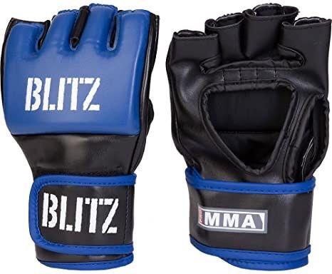 НОВІ!!! Рукавиці перчатки для ММА Blitz pro MMA L
