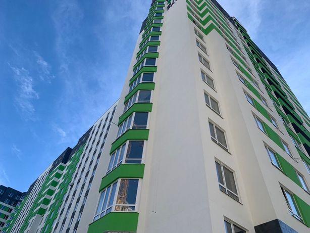 1к квартира 38.9 м2 район Центрального Парка, школа садик рядом.