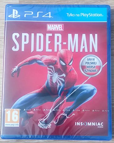 Spider-Man PlayStation 4, PlayStation 5, PS5, PS4 , Kraków, Myślenice
