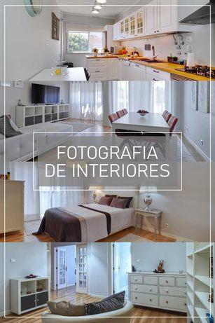 Fotografia de imóveis e Virtual tour