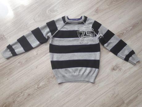 Sweter Reserved r.122 sweterek chłopiecy