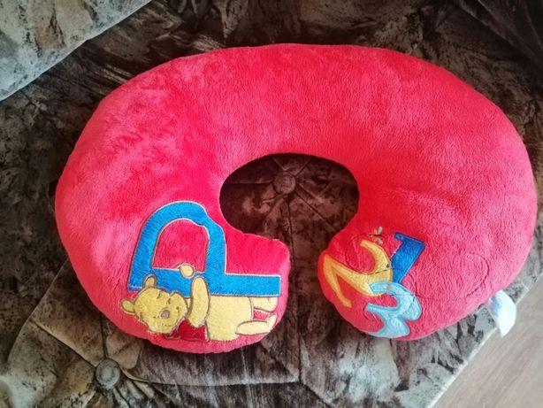 Poduszka podróżna dla dziecka
