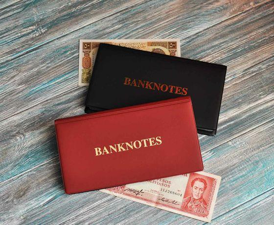 Альбом для банкнот BANKNOTES
