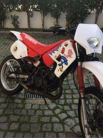 Honda crm 50cc bom estado