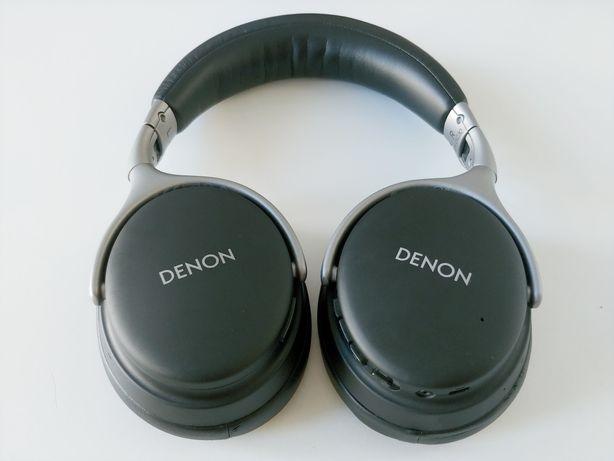 Bezprzewodowe słuchawki wokółuszne Denon AH-GC30, ANC, Bluetooth