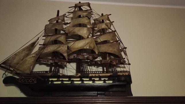 Barco de decoração